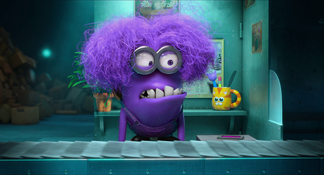 Image - Mikeem.png | Despicable Me Wiki | FANDOM powered by Wikia