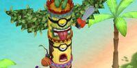 Totem Pole (Minions Paradise)