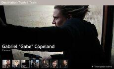 Gabe Copeland syfy