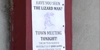 Ghost of Petra/The Lizard Man