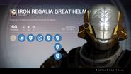 TTK Iron Regalia Great Helm Overlay