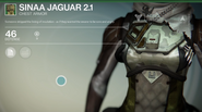 Sinaa Jaguar 2.1 (Chest Armor) Alpha