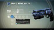 Regulator mk56