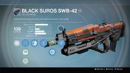 ROI Black SUROS SWB-42 Overlay