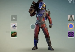 Shaders in Destiny Alpha