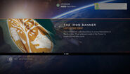 Iron Banner invitation