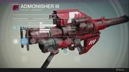 Admonisher III