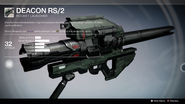 Deacon RS 2 UI
