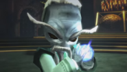 The Master uses Temporal Fist