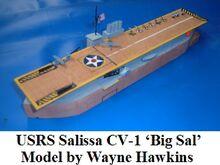 CV-1 Salissa 'Big Sal'