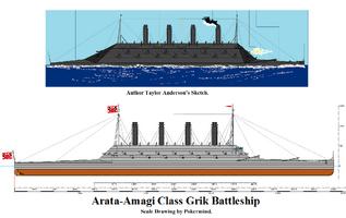 ArtaAmagi class BB