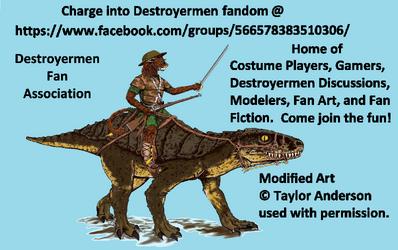 Join the Destroyermen Fan Assn