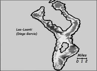Laa-laanti or Deigo Garcia
