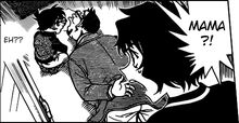 Mary is Masumi's mother