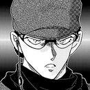 F981 Mystery Man manga