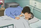 Episode 535 - Sato and Takagi kiss