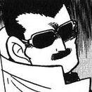Suspicious Man manga