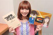 Real Maomi Yuuki in DCvsWooo