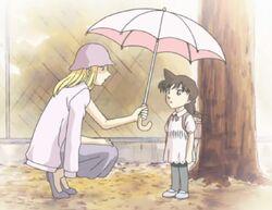 Child Ran and Fusae