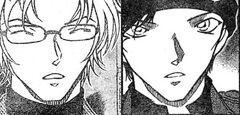 Okiya Akai Face Compare