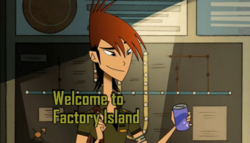 Welcome to Factory Island