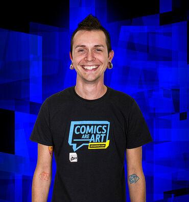 Comic-Con COMICS are ART