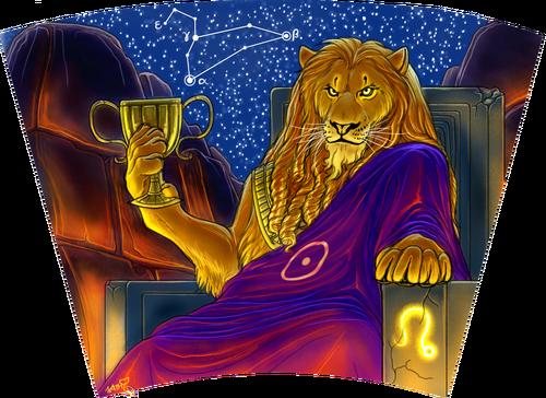 Leo zodiac ephemeris project by relotixke-d5omeng