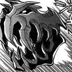 Amon's clawed flight mode