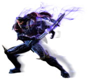 Corrupt Vergil Devil Trigger (Model) DMC4SE