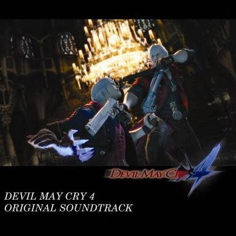 Archivo:Devil May Cry 4 Original Soundtrack 2.jpg