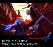 Devil May Cry 4 Original Soundtrack