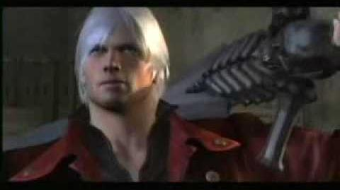 Devil May Cry 4 - Cutscenes Complete