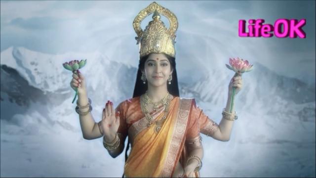 File:Four-Armed Goddess Lakshmi as Kamalatmika.png
