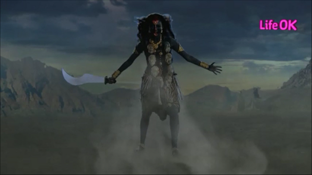 File:Kali Engulfs The Creation While Expanding Her Body.png