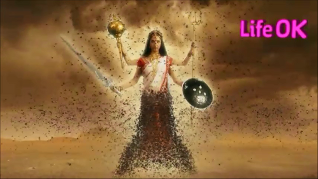 File:Bhramari Devi's Army of Bees Attack The Demons.png