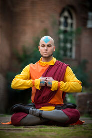 Aang - Avatar 2 (Photo by VW) 2