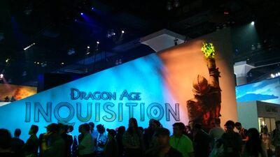 DragonAge E3