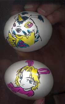 Datei:Digimon Easter Eggs.jpg