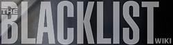 Datei:Blacklist Wiki-wordmark.png
