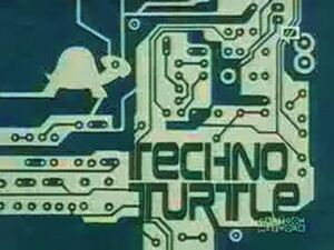 Techno Turtle 0001
