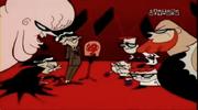 The Dexters vs. The Mandarks