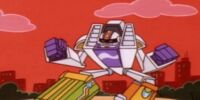 Multi-Formic Megabot