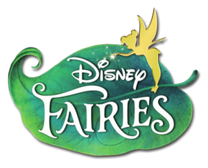 Current Disney Fairies Logo