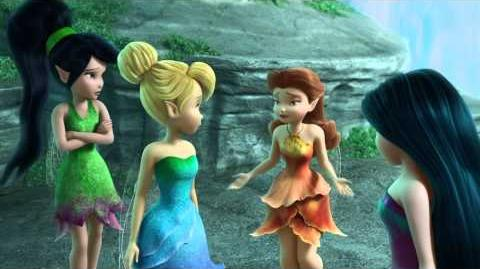 Tinker Bell - Quest for the Queen Sneak Peek 1080p