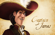 Captain James
