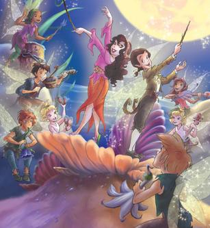 Music fairies
