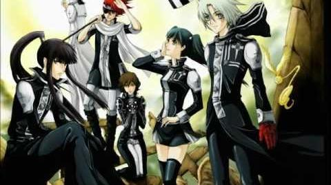 D-GRAY MAN INNOCENT SORROW