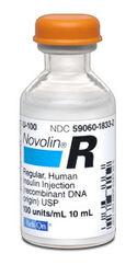 R insulin