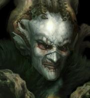Baal Portrait