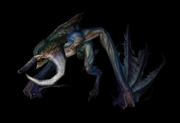 Demonic hellflyer